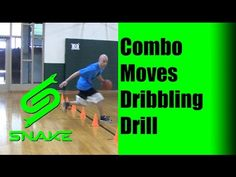 """Basketball Dribbling Drills"" Combo Moves"