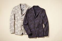 Shh, Hermès Markets Menswear Prestigious label launches men's website; the secret details that set its clothes apart
