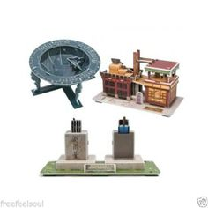 Paper Toy Scale Model Kit for Kids Adult - Joseon`s Science & Sejong King