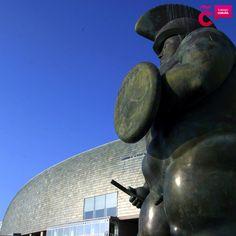 ¿#Losabías? | #Domus, la Casa del Hombre, es el primer museo interactivo del mundo dedicado al ser humano. Home, Interactive Museum, Human Being, Museums, Tourism