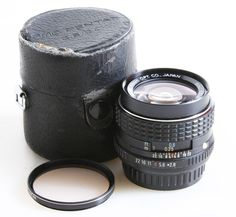 THE LENS GENERALLY IN GOOD COSMETIC CONDITION WITH A LITTLE LIGHT WEAR, BUT A SERIES OF NUMBERS ARE CARVED INTO THE EXTERIOR SIDE BETWEEN THE FOCUSING AND APERTURE RINGS. THE FOCUSING AND APERTURE RINGS ARE WORKING SMOOTHLY. | eBay!