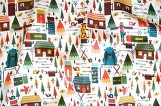 I love this!  Spoonflower.