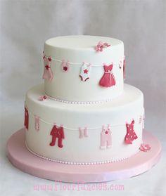 love this baby shower cake