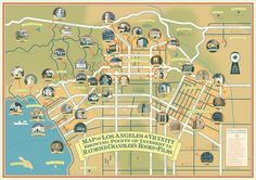 Raymond Chandler's noir city lives in a new map from Paul Rogers and Kim Cooper.  http://www.thekeptgirl.com/2014/09/chandlermap.html