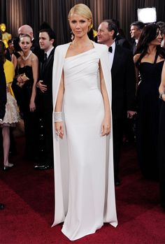 Gwyneth Paltrow de Tom Ford no Oscar em 2012