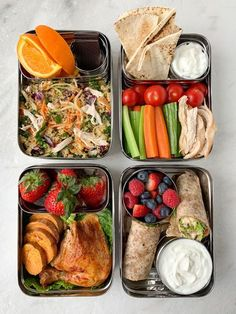Bento Recipes, Lunch Box Recipes, Lunch Snacks, Chicken Lunch Recipes, Snack Box, Health Lunches, Healthy Lunches For Work, Healthy Lunch Boxes, Health Lunch Ideas