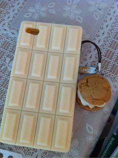 Chocolate phone case~