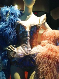 """Jean Paul Gaultier: How The """"Enfant Terrible"""" Of French Fashion Influenced Modern Lingerie - http://www.thelingerieaddict.com/2014/02/jean-paul-gaultier-enfant-terrible-french-fashion-influenced-modern-lingerie.html"""
