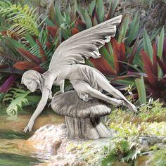 The Daydream Fairy Statue