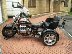 What a cool Trike !