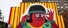 The Best Murals At This Year's Montreal Arts Fest