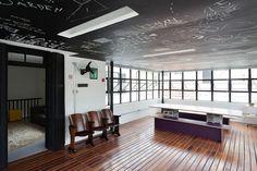 NEW SPOT: WE HOSTEL SAO PAULO plafond