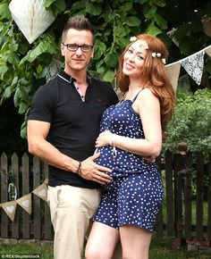 """English singer Ritchie Neville thinks it would be """"wrong"""" for his daughter to…"""