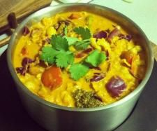 Recipe Easiest Yummy Vegetable Curry by Lola_mai - Recipe of category Main dishes - vegetarian