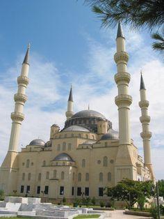 Azadi Masjid , Ashgabat - Turkmenistan