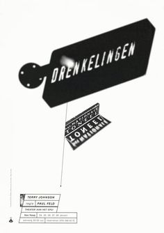Studio Dumbar, poster