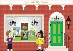 Spanish Big Books W/ Listening Cd - Pre-K - Grade Level    Frog Street Press