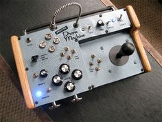 Unearthed Circuits Drone Machine
