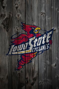 Iowa State Cyclone Pictures | Iowa State Cyclones Wood iPhone 4 Background | Flickr - Photo Sharing!