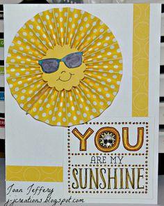 card idea, scrapbook card, scrapbooks, sun idea, smiley sunshin, sunshin card, smileys, scrapbook pages, cards