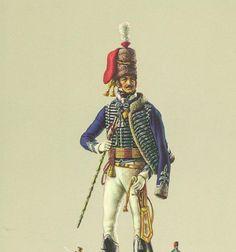 British 7th Regiment of Light Dragoons Hussars