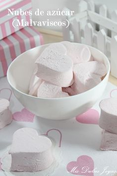 Homemade Marshmallows, Sweet Recipes, Bakery, Sweet Treats, Deserts, Dessert Recipes, Food And Drink, Cooking Recipes, Snacks