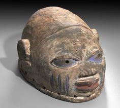 Yoruba Gelede (Ori Eniyan) Headdress, Nigeria http://www.imodara.com/post/93036353119/nigeria-yoruba-gelede-mothers-headdress-ori