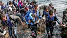 Mayors of Aegean islands plead for help to tackle overcrowding, slow processing of refugees