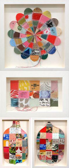 Thomas Campbell's fabulous textile art