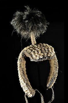 Africa   Headgear from the Karamojong people of Uganda   ca. 1980