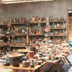 Valentin Lopez School of Ceramics - San Juan de Oriente, #Nicaragua