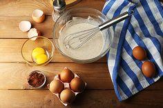 Eiwitrijk pannenkoekenrecept met blauwe bessen