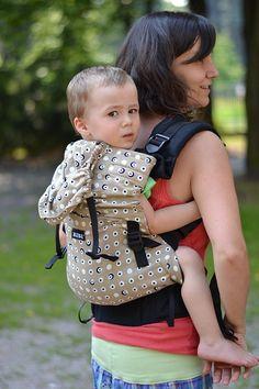 KIBI..Czech baby carrier..genial idea :)