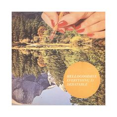 Hellogoodbye - Everything Is Debatable is the best album I've ever heard!!