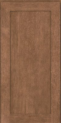 Square Recessed Panel - Veneer (MRO) Quartersawn Oak in Husk - Wall