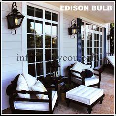 Antique EDISON Bulb