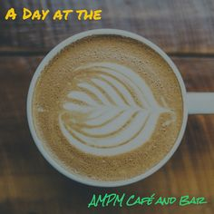 A Day at the AMPM Café and Bar