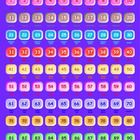 A2 Size.  All the numbers and numbers names from 1 to 100 . Numbers 1-100 Teaching Classroom Display Poster Chart.  Version 2 of this Poster in Eng...