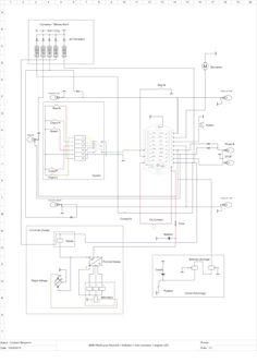 Elektrisch schema is af😀 #bmw #r100 en #motogadget #munit