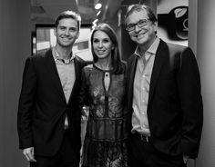 Pitter, Esther e Murillo Schattan