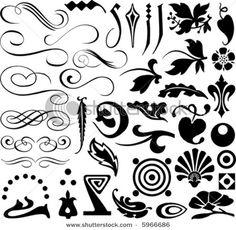 Iroquois Symbols | Native American Indian Symbols ID-005