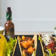 Biscuit déjeuner protéiné • Alex Cuisine Biscuits, Nutrition, Tacos, Mexican, Ethnic Recipes, Food, White Beans, Sunflower Seeds, Eat