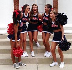 College Cheerleading, Cheerleading Uniforms, Cheer Stunts, Cheer Uniforms, Cheerleading Pictures, Volleyball Pictures, Softball Pictures, Cheer Picture Poses, Cheer Poses