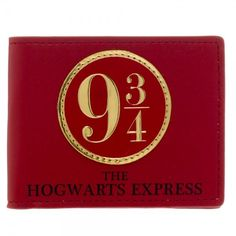 #transformer ko harry potter: 9 34 bi-fold [wallet]