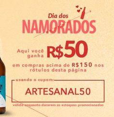 Empório - Cupom de R$ 50 para Compras Acima de R$ 150 em Cervejas Artesanais