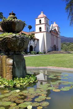 Photography Santa Barbara Mission