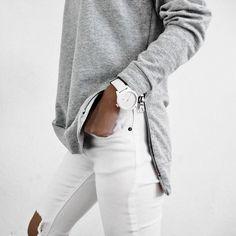 Pin for Later: Die 10 coolsten Ideen für Pullis und Sweatshirts Reißverschluss-Details