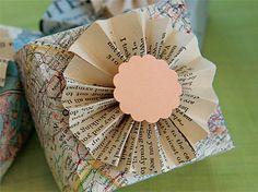 Origami Wedding Favor Box | AllFreeDIYWeddings.com
