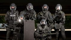 The Spezialeinsatzkommandos of Germany, they are a different branch separate from the GSG-9.