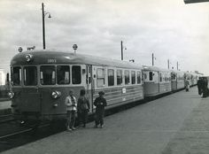 Lättähattu asemalla. Valmet Oy, Tampereen tehtaat, #Valmet #junat #train
